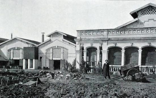 042.Nhà máy sản xuất diêm Hà Nội (khoảng 1900)