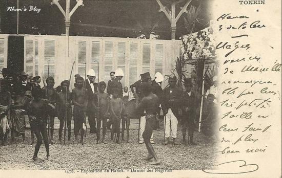 Điệu nhảy của các thổ dân Negrito (Philippines)
