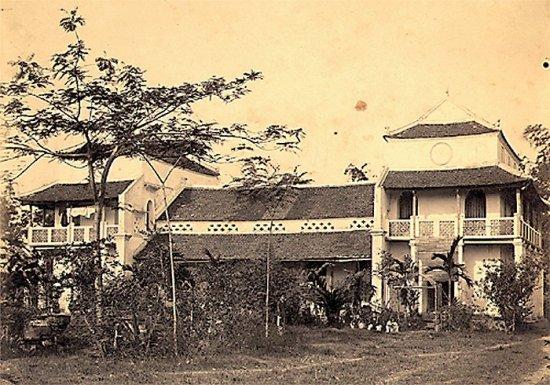 055.Một nhà dòng Thiên Chúa Giáo ở Hà Nội