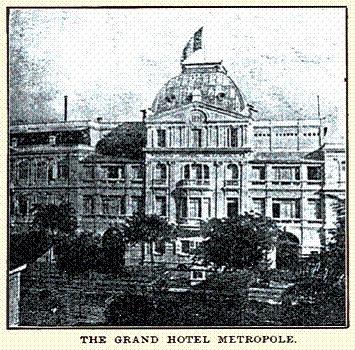 Bức ảnh này do một trong những khách hàng đầu tiên của Metropole, nhà văn kiêm nhà báo Alfred Cunningham thực hiện năm 1902.