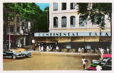 Tòa nhà Continental.