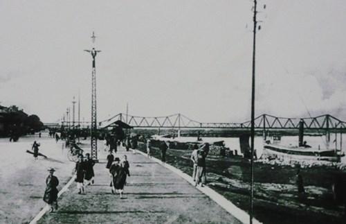 Đường bờ sông 2