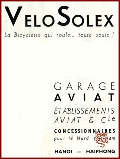 Citroën & VeloSolex-(velosolex-hanoi)