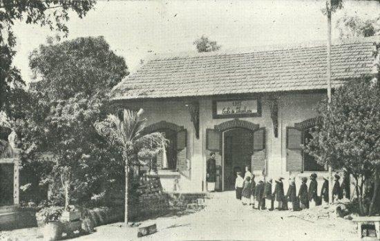 Ecole élémentaire de Thanh Son (Tonkin)