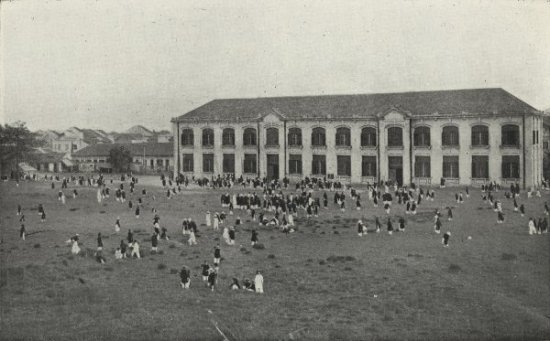 Ecole primaire franco-indigène urbaine de la rue Jambert (Hanoi)