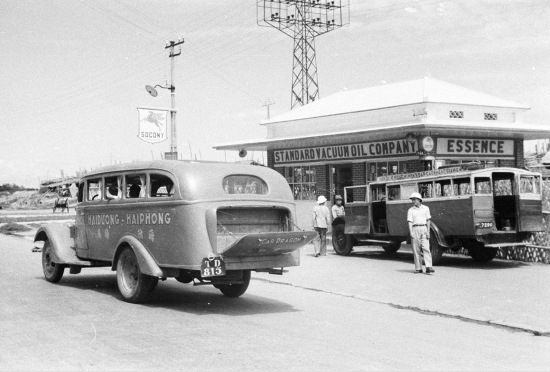 HANOI 1940 - Standard Vacuum Oil Company