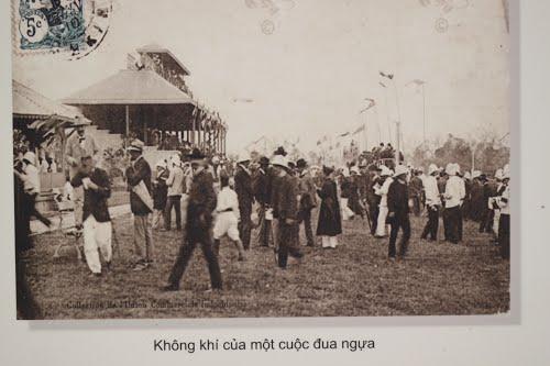 Hà Nội xưa - Buổi đấu ngựa