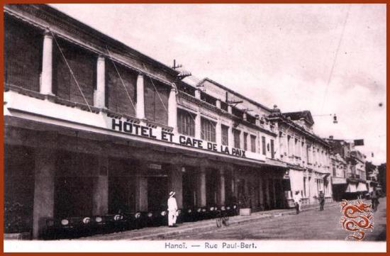 Hôtel et Café de la Paix