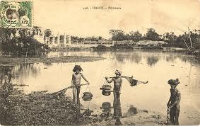 Hồ Văn trong quần thể Văn Miếu - Quốc Tử Giám xưa