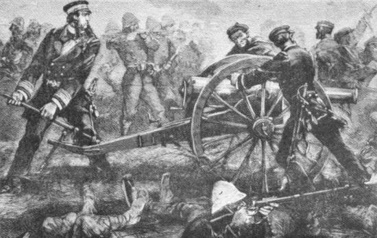 Henri Riviere trong trận Cầu Giấy năm 1882