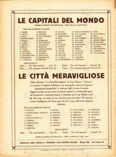 Le Capitali Del Mondo (2)