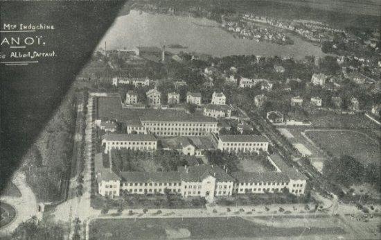 Le lycée Albert Sarraut de Hanoi