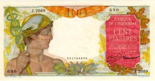 Một trăm tiền Đông Dương2