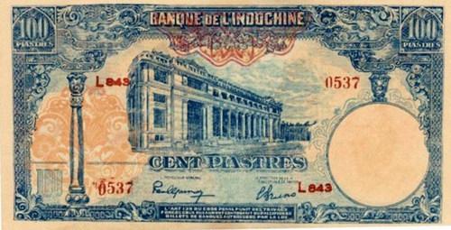Một trăm tiền Đông Dương3