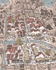 Phường Đồng Xuân hồi thế kỷ XIX