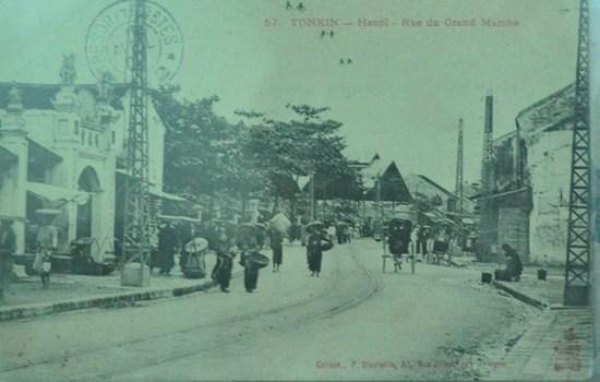 Phố Chợ Lớn nay là tuyến phố Đồng Xuân.