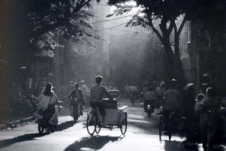Phố Hàng Mắm - 1997.