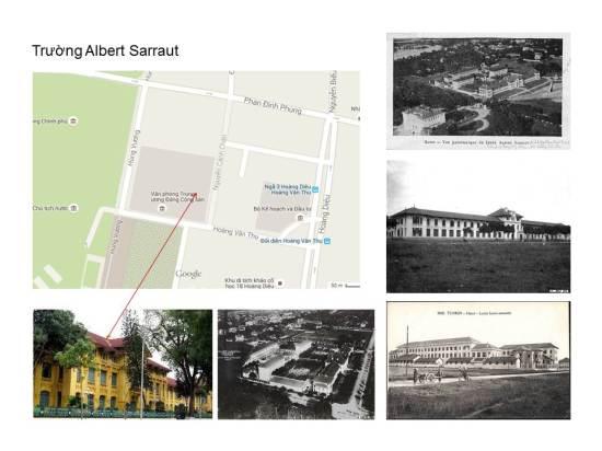 Trường Trung học Albert Sarraut (tiếng Pháp: Lycée Albert Sarraut) là một trong những trường trung học nổi tiếng nhất ở Đông Dương, được thành lập từ năm 1919 tại Hà Nội, giải thể năm 1965. Nhiều nhân vật nổi tiếng trong lịch sử Đông Dương từng học ở trường này.  Nay là Trường Trung học Phổ thông Trần Phú - Hoàn Kiếm