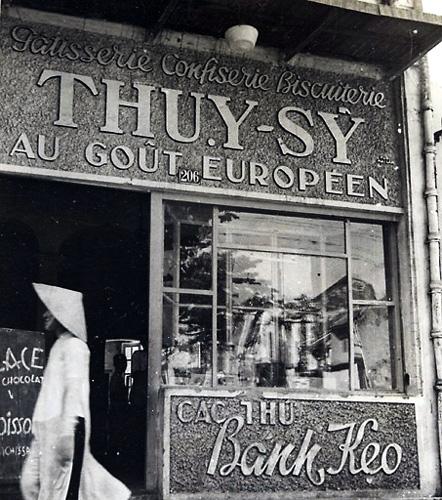 Thuy-Sy (hanoi patisserie)