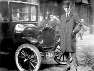 002.Ford Model T - chiếc xe làm thay đổi thế giới ô tô