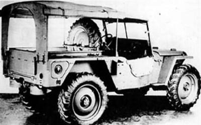 1942–1943 Ford GPA