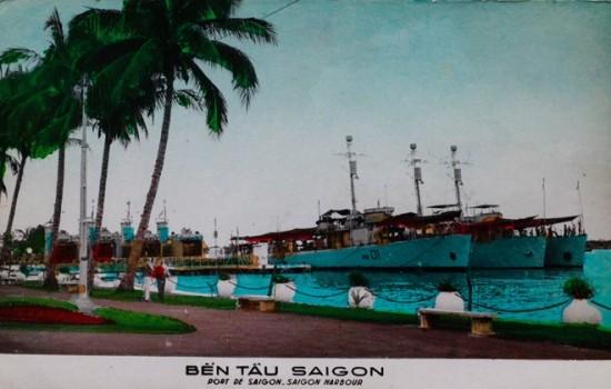 Năm 1860, Cảng Sài Gòn được thành lập với tên gọi là Thương cảng Sài Gòn gồm các khu vực Hàm Nghi, Nhà Rồng, Khánh Hội và chợ cá. Thương Cảng Sài Gòn được đổi tên thành Cảng Sài Gòn vào năm 1975.
