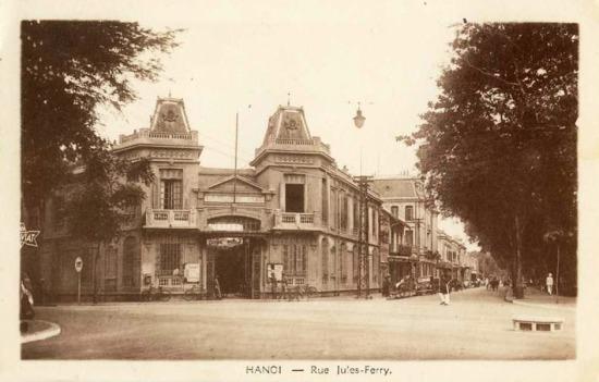001.HANOI - Rue Jules Ferry - Phố Hàng Trống