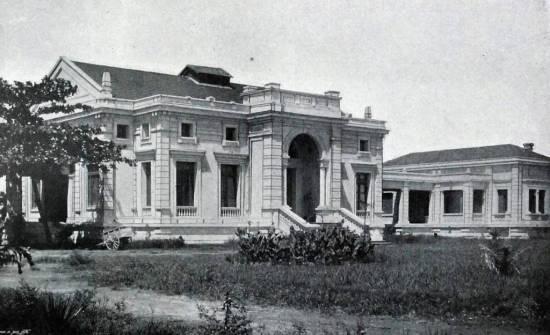 016.Phòng Thương -mại và Nông- nghiệp Hà nội nay là thư viện Quốc Gia HN