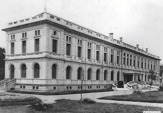 017.Hanoï. Institut du radium 1921-35