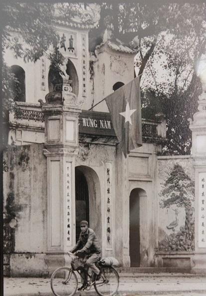 034.Cổng Đền Quan Thánh