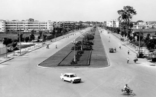 Đường Liễu Giai năm 1994. Ảnh: TTXVN