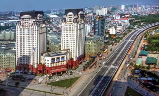 Thành phố tôi yêu. Ảnh: Nguyễn Hồng Thịnh