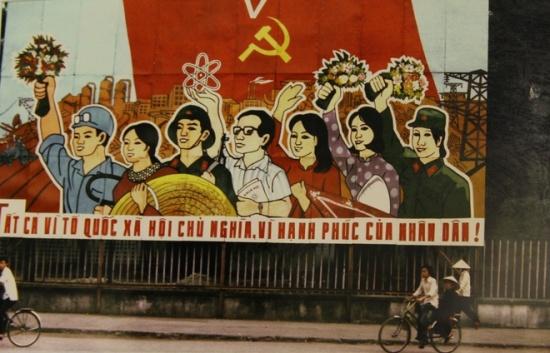 Trong thời gian thường trú tại Việt Nam, Michel Blanchard có cơ hội đưa tin về Đại hội Đảng lần thứ V, tháng 3/1982. Trong điều kiện tác nghiệp khó khăn, điện thoại thường xuyên hỏng, chỉ có máy chữ, máy điện toán và máy fax, ông vẫn thường xuyên truyền những tin tức đại hội về Paris.