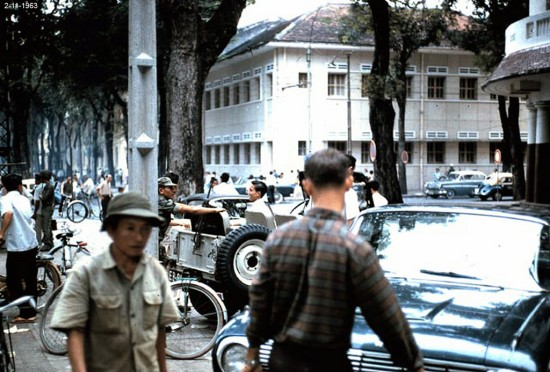 1963 COUP 2-11-1963 Photos by the American doctor Irwin S. Leinbach.