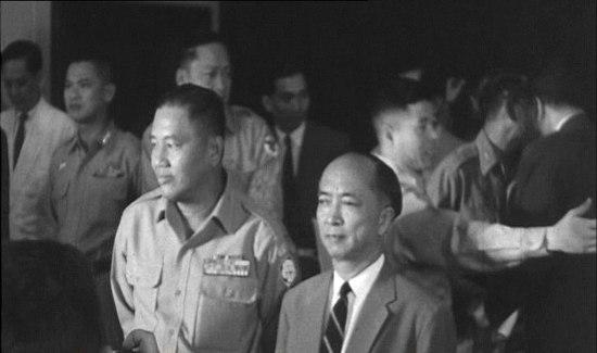 Dương Văn Minh và Nguyễn Ngọc Thơ