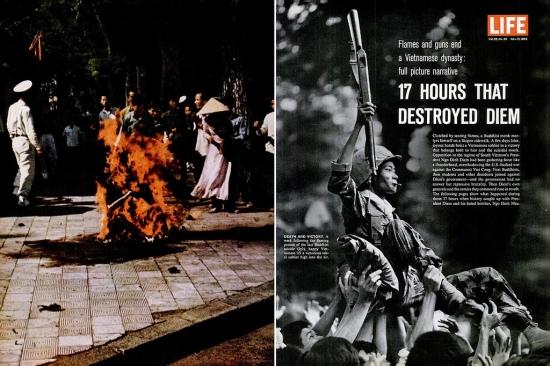 LIFE Magazine: 17 HOURS THAT DESTROYED DIEM