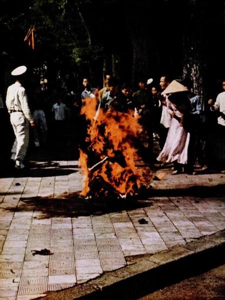 Vụ tự thiêu cuối cùng tại SG trước khi đảo chánh