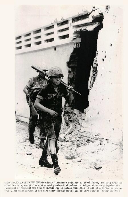 Binh sĩ quân đảo chánh