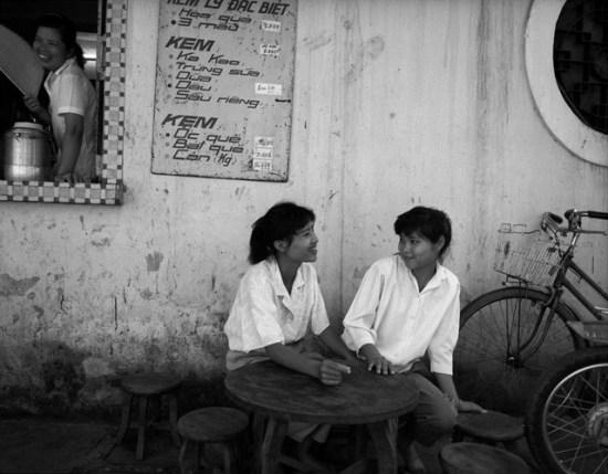 Cửa hàng kem Thủy Tạ, Hà Nội.