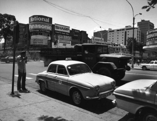 Taxi Sài Gòn.