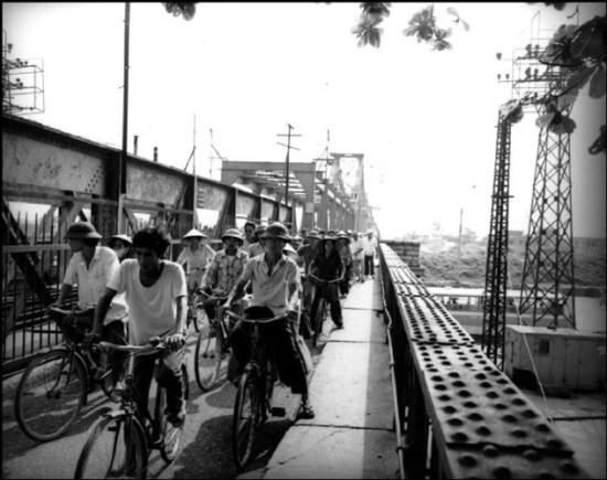 Cầu Long Biên, Hà Nội.
