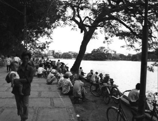 Hồ Hoàn Kiếm, Hà Nội.