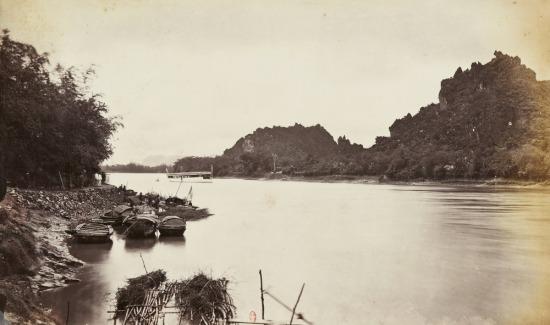 Sông ở Nam Định.