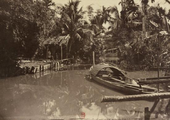 Làng Gò Vắp, đặt tên dựa theo vùng đất mọc nhiều cây vắp, gần Sài Gòn.
