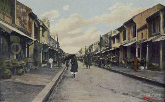 Phố Hàng Nón, Hà Nội.