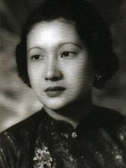 Đường nét thanh tú trên khuôn mặt Hoàng hậu Nam Phương.