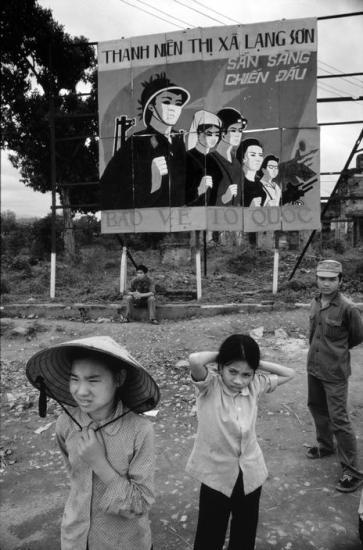 Thị xã Lạng Sơn, một năm sau cuộc chiến tranh biên giới phía Bắc tháng 2/1979.