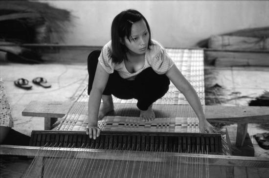 Một học viên trong trại giáo dưỡng. Từ năm 1975 - 1990, nạn mại dâm được kiểm soát khá hiệu quả ở Việt Nam. Nhưng sự phát triển của kinh tế thị trường đã khiến hoạt động mại dâm bùng nổ thời kỳ sau đó.