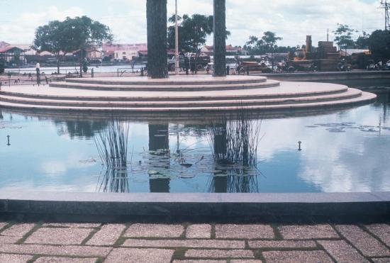 Công trường Mê Linh.
