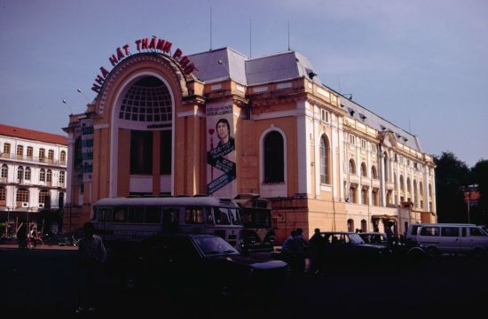Nhà hát Thành phố.